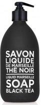 Savon de Marseille vloeibare handzeep Thé Noir 300 ml