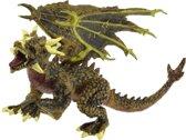 Toi-toys Vliegende Draak Bruin 13 Cm