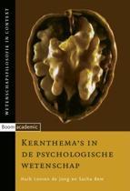 Wetenschapsfilosofie in context - Kernthema's in de psychologische wetenschap