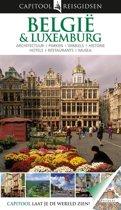 Capitool reisgidsen - België & Luxemburg