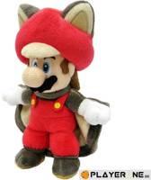 Super Mario Bros.: Flying Squirrel Mario 22 cm Knuffel