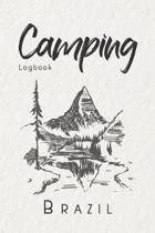 Camping Logbook Brazil