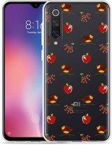 Xiaomi Mi 9 SE Hoesje Apples and Birds
