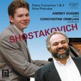 Piano Concertos 1 & 2/9 Preludes