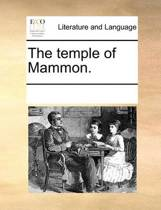 The Temple of Mammon