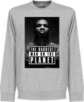 Mike Tyson Baddest Man Sweater - L