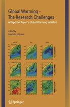 Global Warming — The Research Challenges