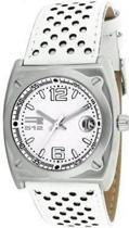 RG G50062-201 - Horloge - Leer - 23.5 mm - Wit