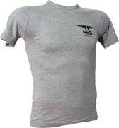 Mister b t-shirt grey m
