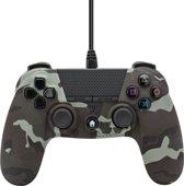 Under Control - Bedrade Controller V2 voor de Playstation 4 - 3 Meter - Camouflage