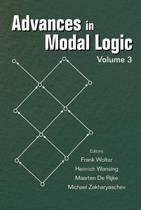 Advances In Modal Logic, Volume 3
