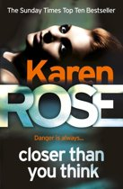 Afbeelding van Closer Than You Think (The Cincinnati Series Book 1)