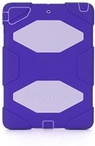 Griffin Survivor Extreme Duty Hoesje voor iPad Air - Purple Lavender