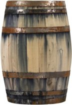 Wijnvat 150 liter oud gemaakt