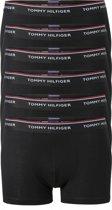 Actie 6-pack: Tommy Hilfiger boxershorts - zwart -  Maat L