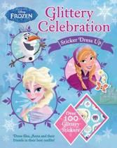 Disney Frozen Glittering Sticker Dress Up