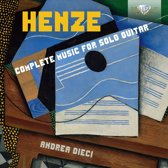 Henze: Complete Music for Solo Guitar