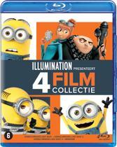 Verschrikkelijke Ikke 1-3 en Minions Box (Blu-ray)