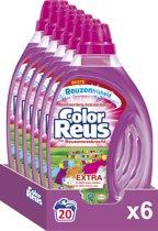 Color Reus Gel Wasmiddel- Halfjaarbox -120 wasbeurten