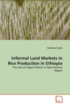 Informal Land Markets in Rice Production in Ethiopia