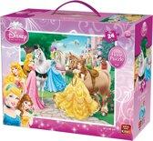 Disney Princess vloerpuzzel