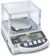 Kern EW 620-3NM Precisieweegschaal 0,001 g : 620 g