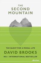 Boek cover The Second Mountain van David Brooks (Onbekend)