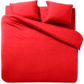 Cinderella Cabanon - Dekbedovertrek - 140 x 200/220 - Eenpersoons - Red
