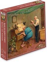 Puzzel Zoals de ouden zongen - Marius van Dokkum (1.000 stukjes)