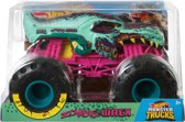 Hot Wheels monster jam truck Bone Shark - schaal 1:24