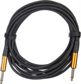 Dual Shielded Cable [S/S] 6m (Black)
