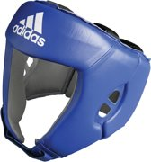 adidas AIBA - Hoofdbeschermer - XL - Blauw