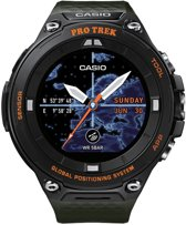 Casio Pro Trek Smart - Smartwatch - Oranje - 57mm
