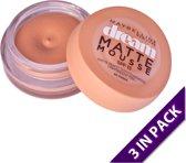 Maybelline Dream Matte Mousse - Foundation - 040 Fawn - 3 stuks - Voordeelverpakking