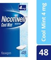 Nicotinell Kauwgom Coolmint 4mg - 48 stuks