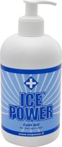 Ice Power Gel + Dispenser - 400 ml