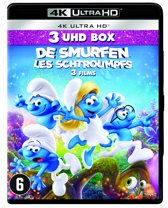De Smurfen 1 t/m 3 (4K Ultra HD Blu-ray)