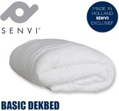 Senvi® ENKEL dekbed in 3 formaten 140x200cm