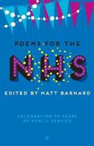 Poems for the Nhs