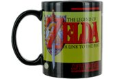The Legend of Zelda a Link top the past -  mok