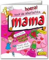 Paperdreams - Wenskaart - Cartoon - Mama