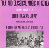 Folk & Classical Music of Korea