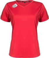Indian Maharadja Dames Tech Shirt - Shirts  - rood - L