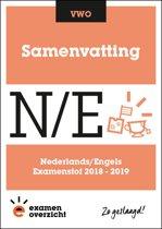 ExamenOverzicht - Samenvatting Nederlands en Engels VWO