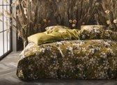 Essenza Home dekbedovertrek Verano ochre - extra kussensloop (60x70 cm)