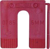 Qlinq Uitvulplaatjes Kunststof - 5 mm