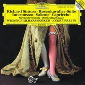 R. Strauss: Rosenkavalier Suite, etc / Previn, Vienna PO