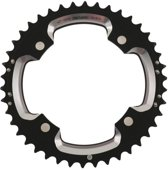 Tandwiel sram 42 tands steek 120 s2 s-pin bb30 zwart 2x10 - ZWART
