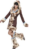 """""""Luxe Eskimo kostuum voor dames  - Verkleedkleding - Small"""""""