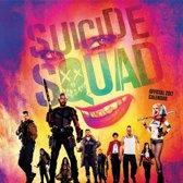 Officiele Suicide Squad Kalender 2017